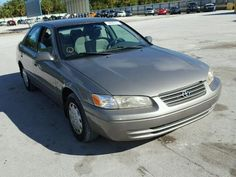 1999 Toyota Camry Inventory Details: VIN: 4T1BG22K3XU483142 Odometer: 143,151 Exempt Auction Location: Ft. Pierce, FL Color: Tan Get more details at http://www.autobidmaster.com/carfinder-online-auto-auctions/lot/18595327/COPART_1999_TOYOTA_CAMRY_CEL_CERTIFICATE_OF_TITLE_FT_PIERCE_FL/