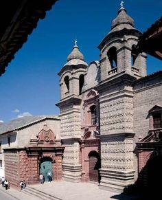 Iglesia de los Jesuítas en Ayacucho, Perú