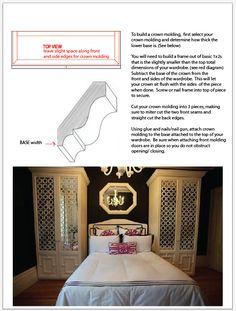 Kitchen Cabinet hack Ikea O'verlays ™ by Danika & Cheryle llc: How To Videos/ PDF