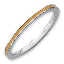 A Must Have Silver Stackable Orange Enamel Ring. Sizes 5-10 Available Jewelry Pot,http://www.amazon.com/dp/B008BMS7HM/ref=cm_sw_r_pi_dp_G1DJsb1TZKGH953Q