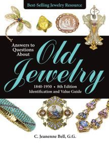 4 Books to Buy if You Love Jewelry: Answers to Questions About Old Jewelry, 1840-1950