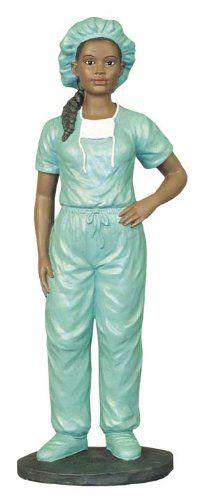 African American Figurine Medical Female Scrub Nurse Ebony Treasures http://www.amazon.com/dp/B005SIP0MC/ref=cm_sw_r_pi_dp_ONLNub0K56FKR