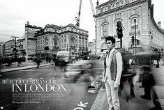 Kim Soo-hyun for Harper's Bazaar Korea May 2012 by Choi Yong-bin [Beautiful Stranger in London]