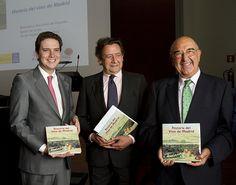 """Presentación del libro """"Historia del Vino de Madrid"""""""