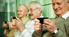 #Didyouknow the 55-64 year old age group is the fastest growing demographic on twitter!