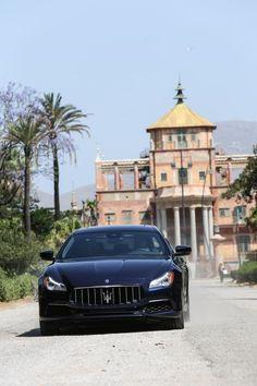 Superior #DailyDrive   2016 #Maserati Quattroporte