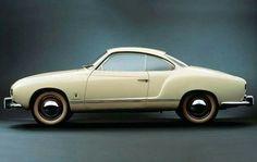 Karmann Ghia Prototyp 1953...