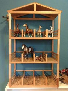 Breyer Barn Shelf