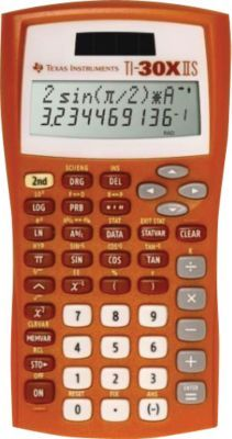 Shop Staples® for Texas Instruments® TI-30X IIS Scientific Calculator, Orange and enjoy everyday low prices, plus FREE shipping on orders over $29.99. Get everything you need for a home office or business right here. #PinMeWinMe