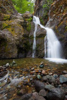 Faery Falls Mt. Shasta