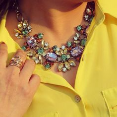 Jewelry is a go-to tool women use to express their personal style. #tjmaxx #maxxexpression