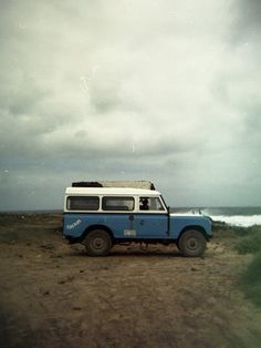 Inspired by my girls, Kelly and Charissa, I will someday road trip around the coast of Australia in a car like this.