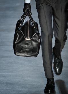 The Man's Hand Bag.