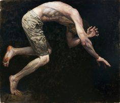 """""""Pantomime"""" Denis Sarazhin"""