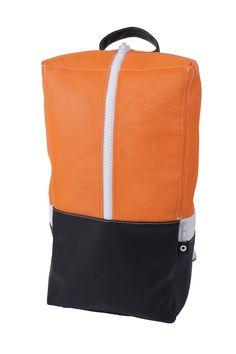 BackZero orange-black-white