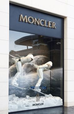 Moncler Boutique in Istanbul