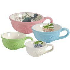Lottie Measuring Cups, S/4