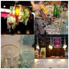 EL MUNDO DEL RECICLAJE: Recicla envases de cristal