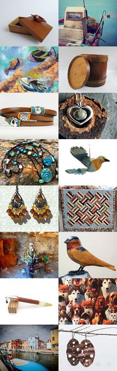 Blowing In The NorthWind by riagr on Etsy--Pinned+with+TreasuryPin.com