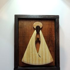 Quadro Divino esplendor madeira chique rústico no Garage Art, Marquetry, Scroll Saw, Woody, Altar, Wood Crafts, Projects To Try, Woodworking, Carving
