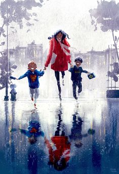 Wet, wet wet, wet.... by Pascal Campion