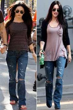 Megan Fox street style