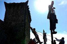Ourem, Portugal - FRANCISCO LEONG/AFP/Getty Images