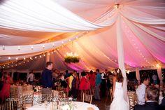 Wedding tent in the garden @thekellygallery #thekellygallery #tents #weddings #outdoorweddings #outdoorceremonies