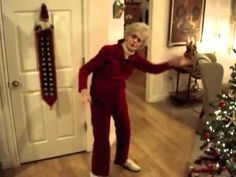 90 Year Old Dances to Party Rock Anthem..that shows it was never too old to party rockin