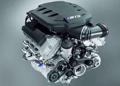 MOTEUR BMW 8 CYLINDRES