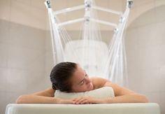 Emerald Mist Spa - Vichy Shower | Marriott #SandorCityContest #TravelBrilliantly