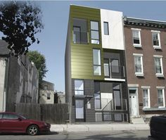 infill apartment buildings - Google Search