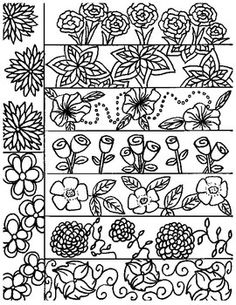 Mothers Day Bookmarks to Color  Bookmarks Color print and Markers