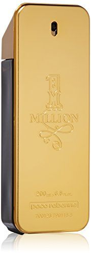1 Million by Paco Rabanne for Men - 6.8 Ounce EDT Spray ** CHECK OUT @ http://www.cjbless.com/beauty/1-million-by-paco-rabanne-for-men-6-8-ounce-edt-spray/?a=0638