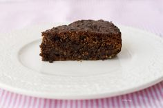 Jamie's Two Nuts Chocolate Cake