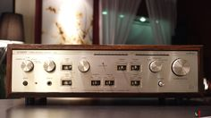 Vintage Luxman L 480 (REDUCED PRICE)