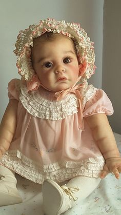 This is my Eleanor with a vintage outfit on.