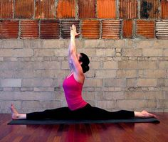 Go Splits! 9 Stretches to Get You There If you too always wanted to do a split, you need flexible hips and hamstrings. Practice these nine stretches and you'll soon be on your way.