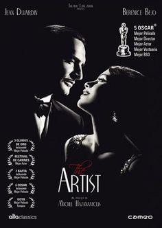 The artist (2011) Francia. Dir.: Michel Hazanavicius. Cine mudo. Comedia. Cine dentro do cine. Romance - DVD CINE 2218