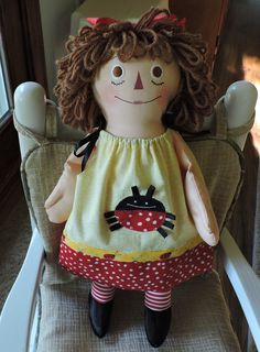 17 inch doll for a three year old.