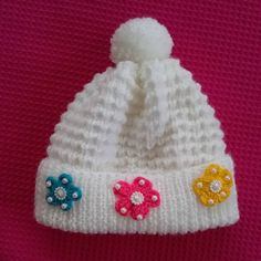 Diy And Crafts, Instagram Posts, Knitting And Crocheting, Tricot, Beanies, Amigurumi, Tejidos, Manualidades