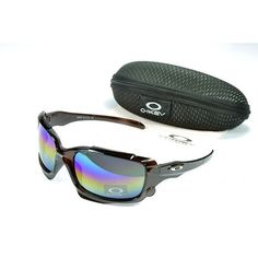 fdd3d6546cd  12.95 Discount Oakley Jawbone Sunglasses Blue Pink Yellow Iridium Brown  Frames Us Outlet Deals www.