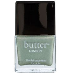 butter LONDON Nail Lacquer Trustafarian (11ml) ($18) ❤ liked on Polyvore