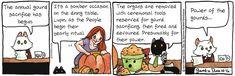 Breaking Cat News by Georgia Dunn for Oct 16, 2017 | Read Comic Strips at GoComics.com