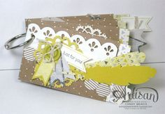 Mini Book with Boutique Box Designer Kit  Cindy Beach www.stampspaperandink.typepad.com
