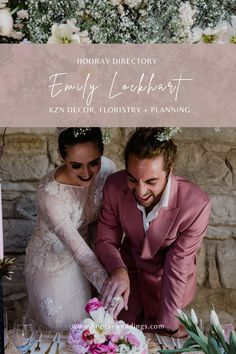 Emily Lockhart has established herself as a visionary event planner with an eye for unusual detail and a head for meticulous planning. Having worked with the regions most talented artists, photographers, décor designers and connoisseurs of fine taste, Emily will bring the very best elements together for your event. #hooraydirectory #weddings #southafricanweddings #southafricanbrides #planningmywedding #hoorayweddings