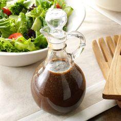 Balsamic Herb Vinaigrette Recipe from Taste of Home