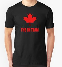"""""""The Eh Team"""" T-Shirts & Hoodies by Television- 