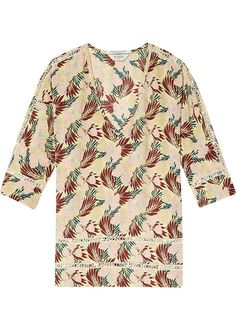 Bluse print 136805 Maison Scotch Printed Top - combo X