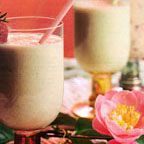 Tropical Smoothie - Honey is the secret ingredient to enhancing the sweet flavor of fruits.